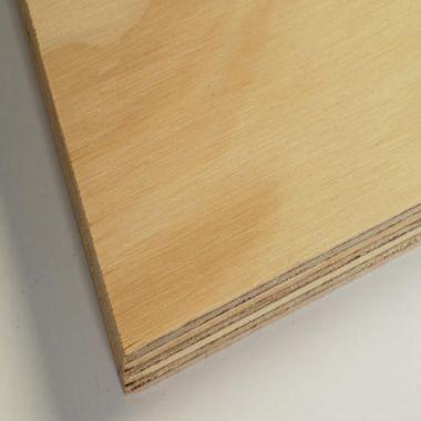 1/4 4x8 A.C Plywood (Radiata Pine)
