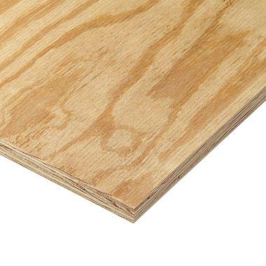 23/32 (3/4) 4x8 CDX Plywood