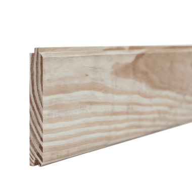 """1""""X6""""X12' #2 TONGUE & GROOVE V-JOINT YELLOW PINE"""