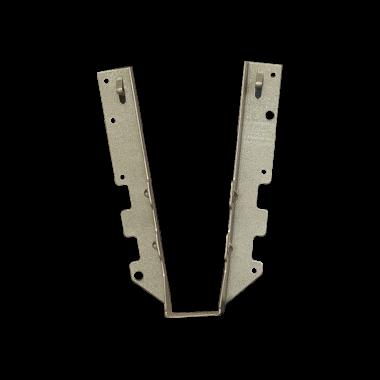 LUS210 - Double Shear Joist Hangers; 18 Gauge