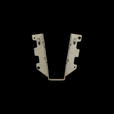 LUS26 - Double Shear Joist Hangers; 18 Gauge