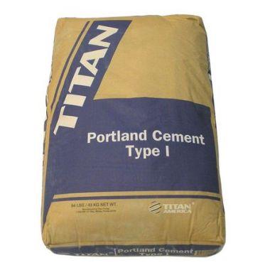 PORTLAND CEMENT TYPE 1 (GREY) 94LB BAG