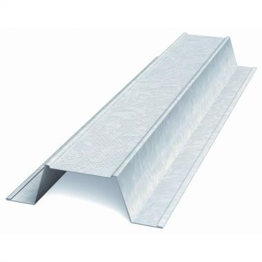 "METAL HI-HAT (FURRING CHANNELS) 25 GAUGE 7/8""X3""X12'"