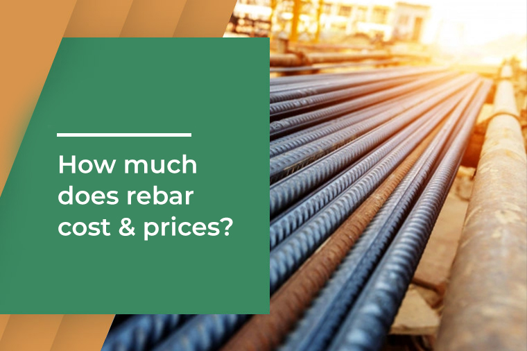 How much does Rebar Cost & Prices?