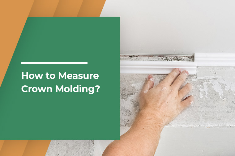 Crown Moldings – Methods To Measure, Cut And Install