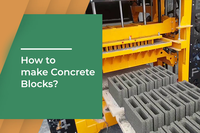 How to Make Concrete Blocks?