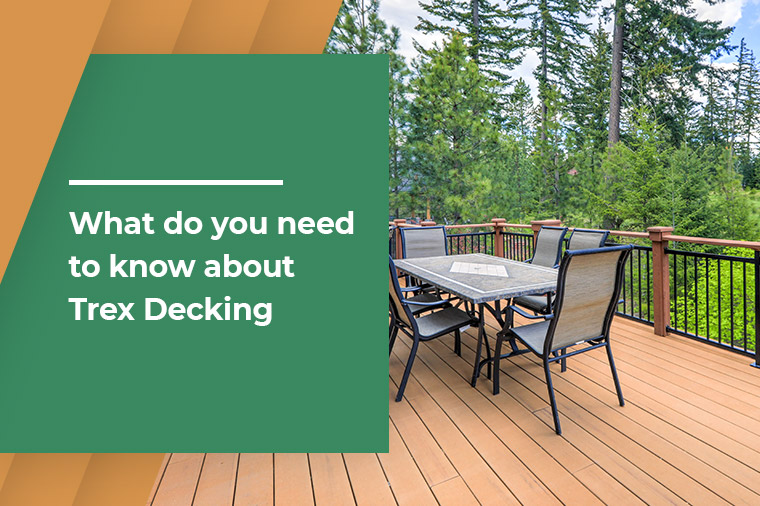What do you need to know about Trex Decking