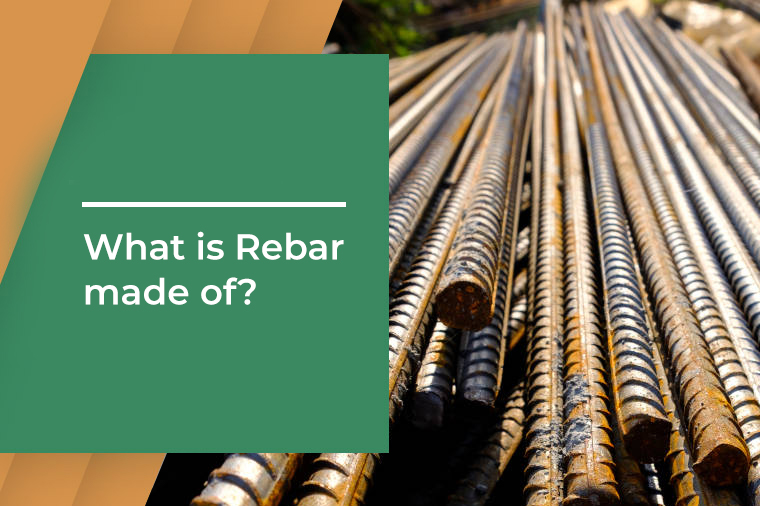 What is Rebar made of?